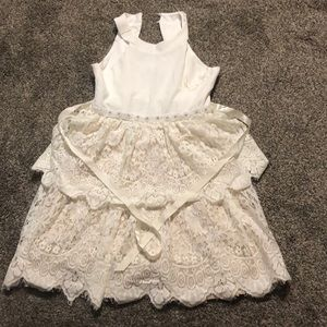 Girl formal dress
